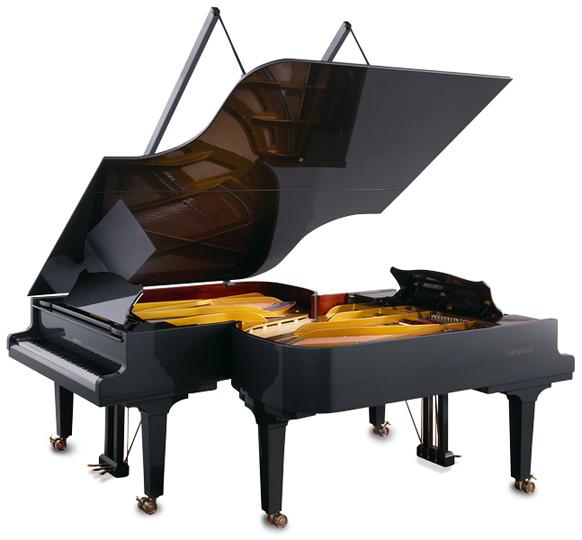 Two recording studios two pianos notesfromapianist for Garage aggiunta piani 2 piani