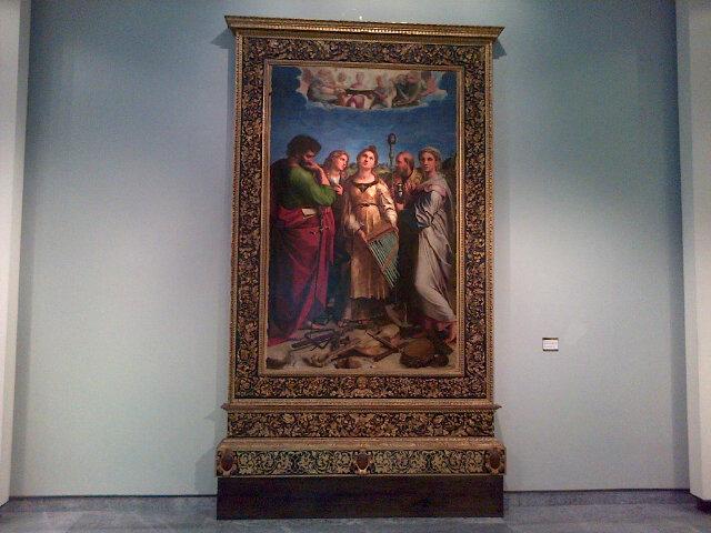 Raphael - St Cecilia