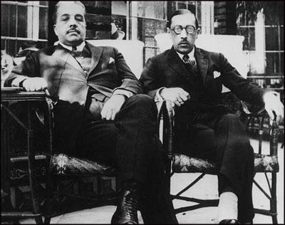 Diaghilev Stravinsky