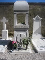 Diaghilev's grave