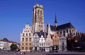 The Cathedral of Malines