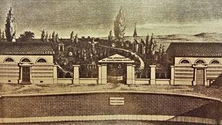 1833 Wahringer Ortsfriedhof
